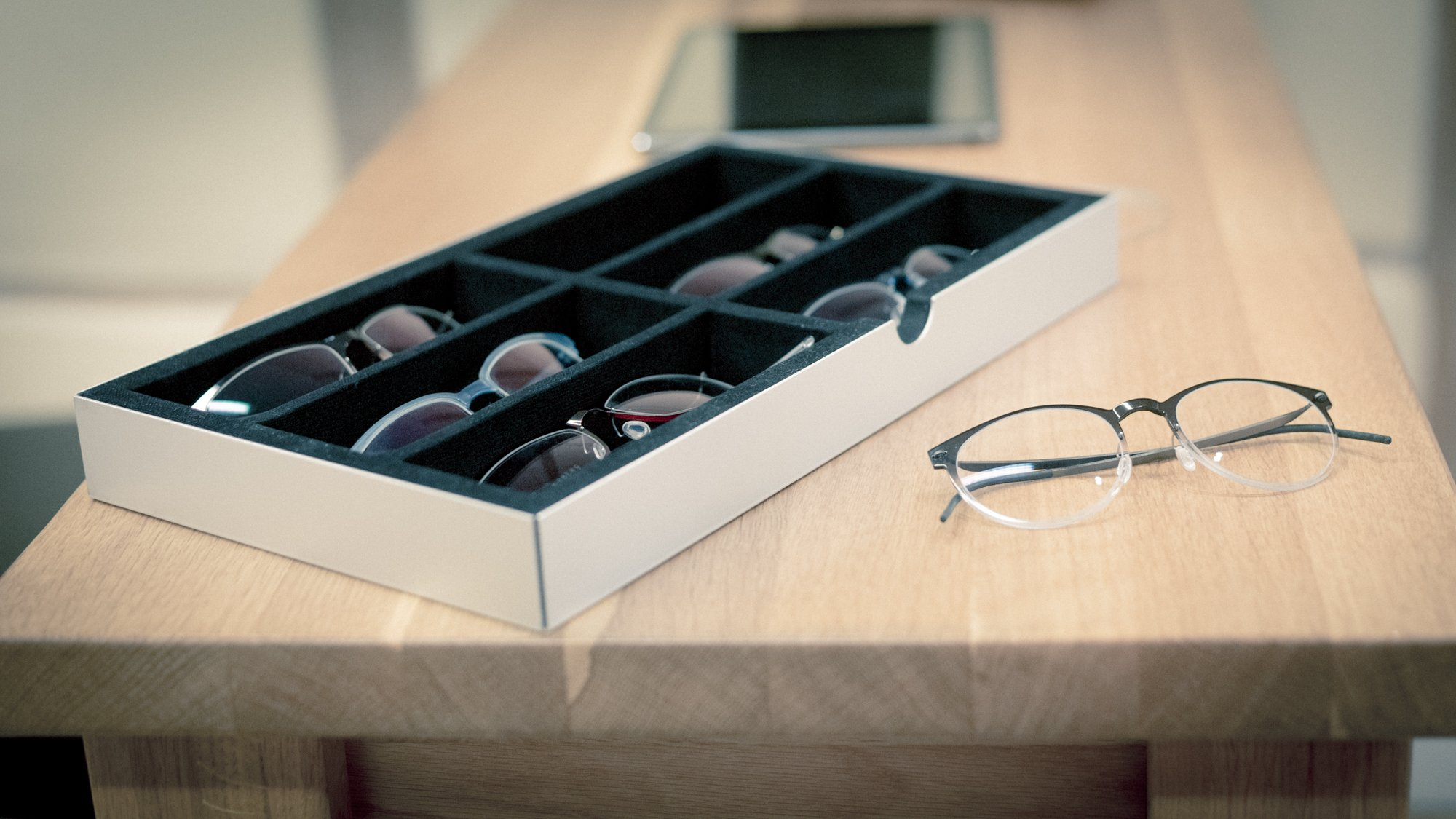 LINDBERG Eyewear, Danish Design, Titanium