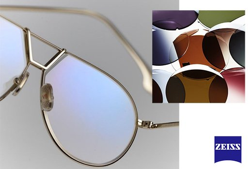 Zeiss lenses with Victoria Beckham