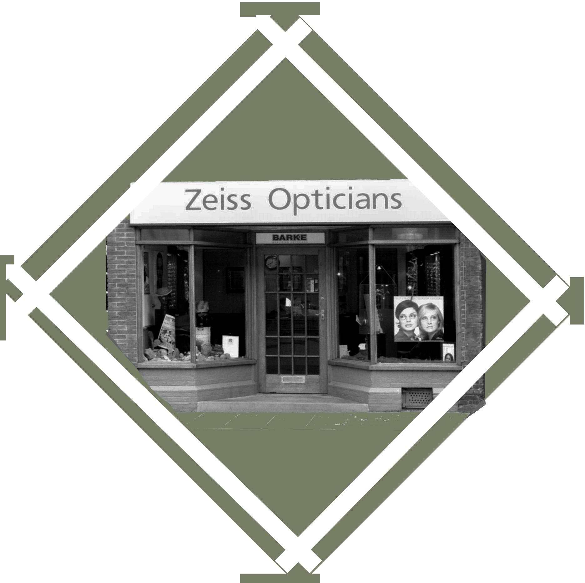 1980's Zeiss Opticians